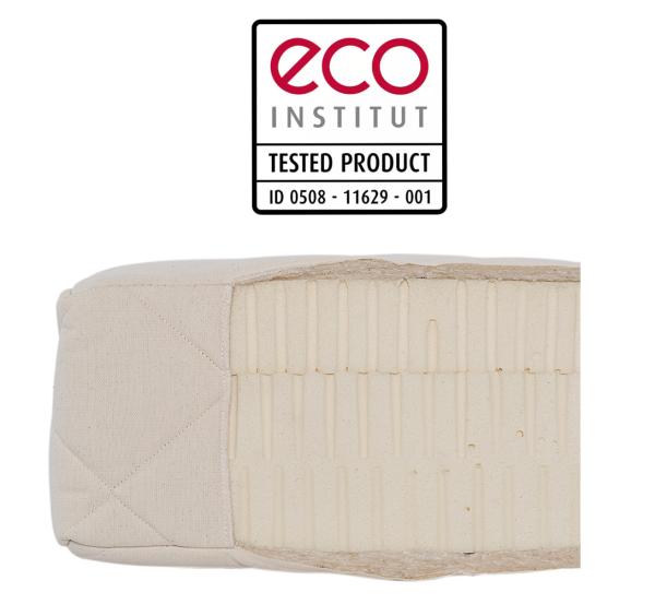 Natur-Latexmatratze 20cm- HG 2/3/2 Sandwichaufbau