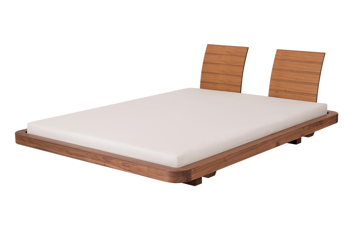 massivholzbett kobayashi g nstig online kaufen etage7 betten naturmatratzen und futons. Black Bedroom Furniture Sets. Home Design Ideas