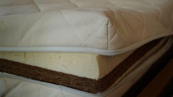 Matratzenbezug Untersteppt